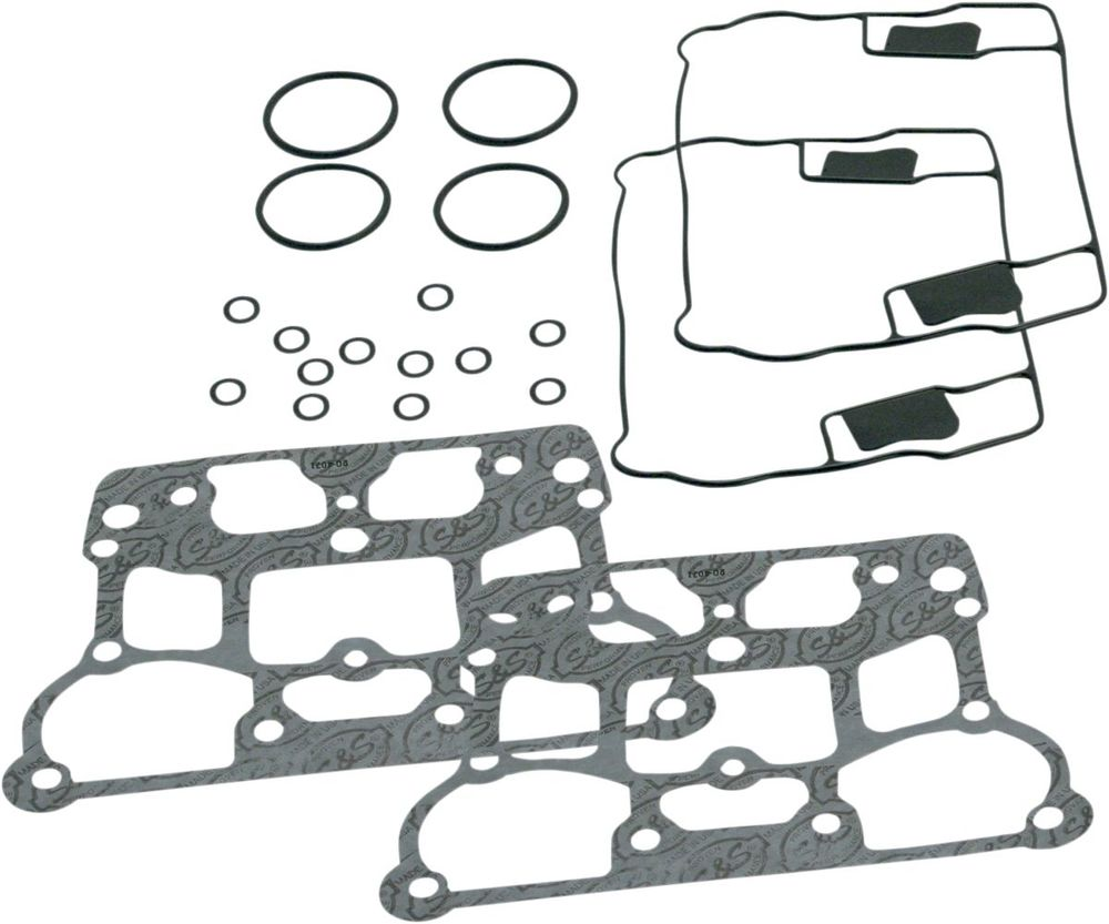 S&S CYCLE エスアンドエス サイクル ガスケットキット ダイキャスト 【GASKET KIT FOR DIE CASTTC [90-4111]】
