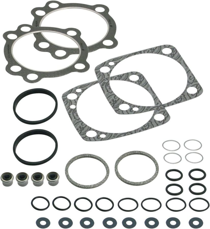 """S&S CYCLE エスアンドエス サイクル トップエンドガスケットキット 3 5/8""""BT 【T/END GASKET 3 5/8""""S&S BT [90-9502]】"""