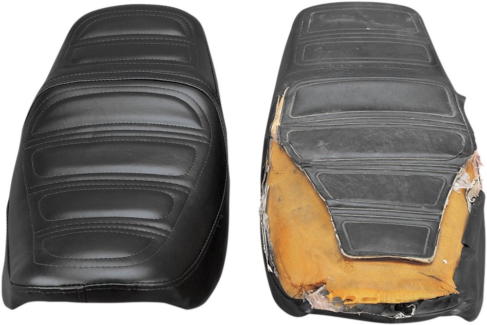 SADDLEMEN サドルメン シートカバー GL1100用【SEAT COVER GL1100 [H602]】 GL1100 Gold Wing 1980 - 1982