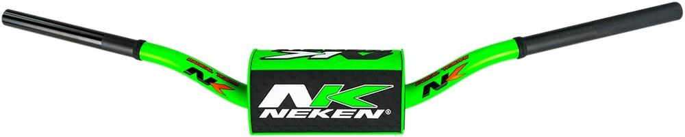 送料無料 ハンドル NEKEN ネケン R00121C-GRB オーバーサイズハンドルバー 121C グリーン BAR 0601-3774 割引 ブラック 超激得SALE OS NK GN BK