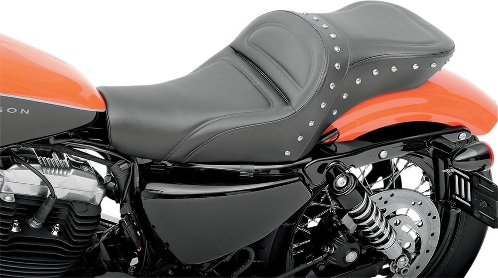 SADDLEMEN サドルメン シート本体 シート EXPLORER SPECIALモデル XLR用【SEAT EXPL SP XLR [0804-0316]】