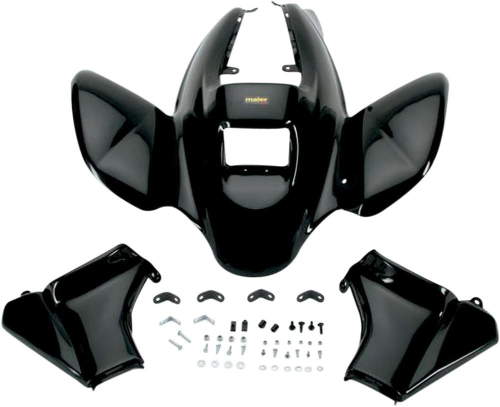 MAIER メイヤー フロントフェンダー ブラック TRX250 EX用【FENDER FRNT TRX250 EX BK [1404-0117]】 TRX250EX Sportrax 2001 - 2006