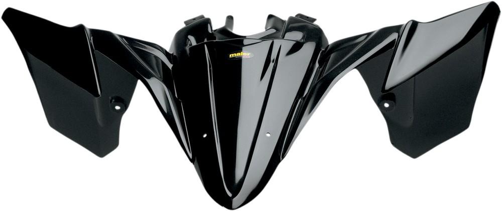 MAIER メイヤー フロントフェンダー ブラック YFZ450R 2009用【FENDER FRT YFZ450R 09 BLK [1404-0406]】 YFZ450R 2009 - 2010
