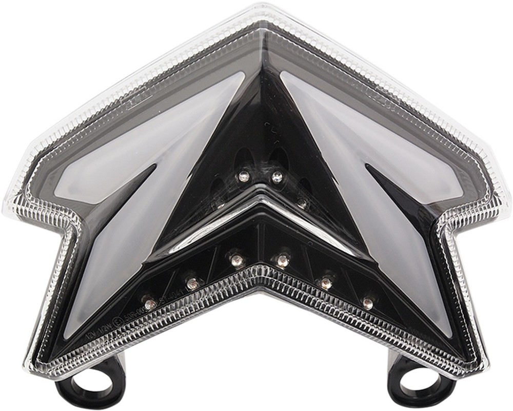 Moto MPH モトエムピーエイチ テールランプ ZX6R S 【TAILLIGHT ZX6R S [2010-1130]】 ZX-6R Ninja 2013 - 2014