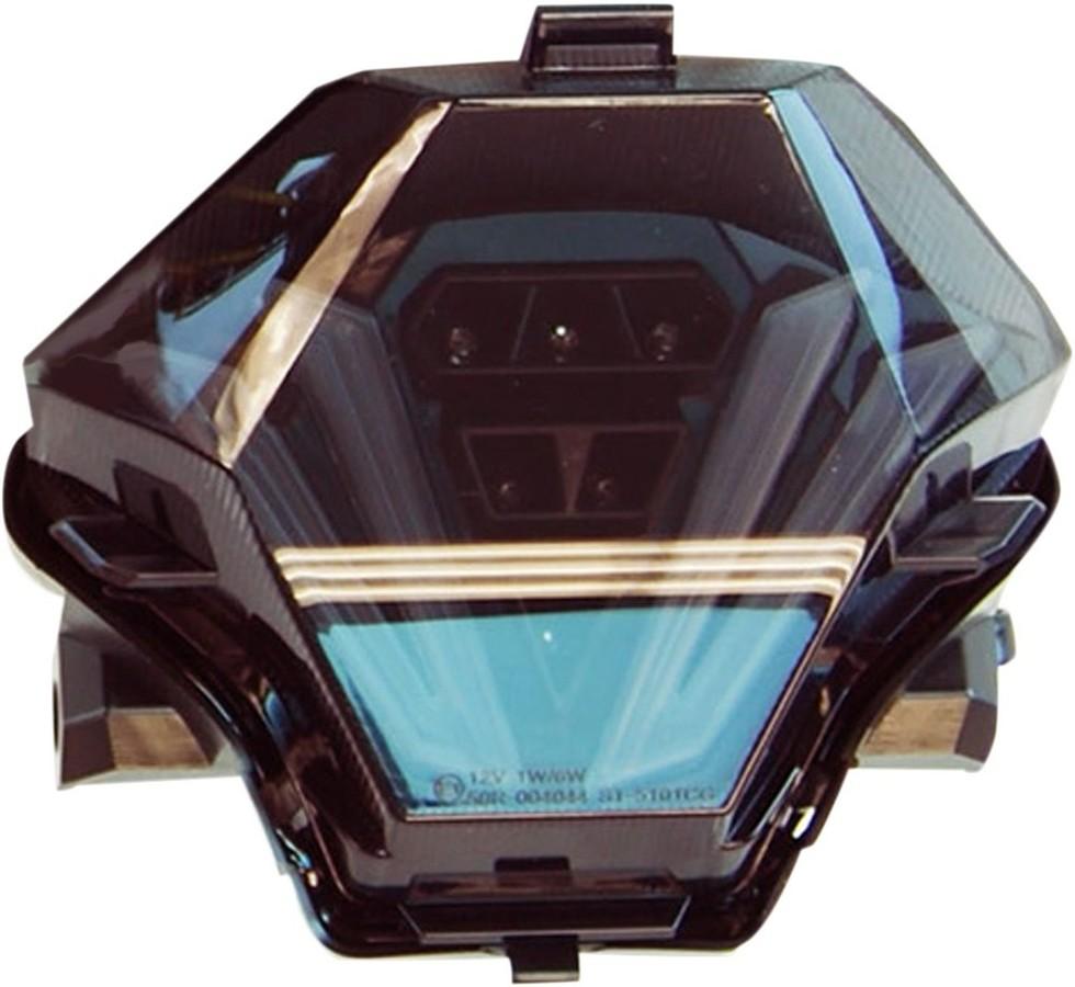 Moto MPH モトエムピーエイチ テールランプ FZ-07 ブラックアウト 【TAILLIGHT FZ-07 BLACKOUT [2010-1302]】