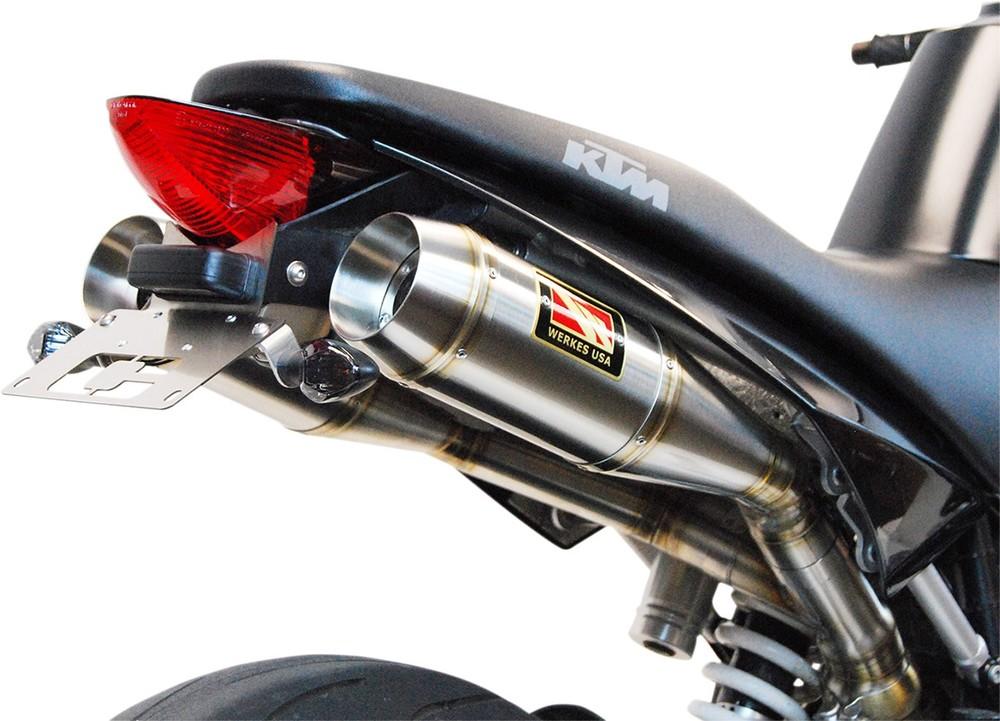 COMPETITION WERKES コンプリーションワークス フェンダーレスキット KTM用 【FENDER ELIMINATOR KTM [2030-0854]】 990 Super Duke 2004 - 2013