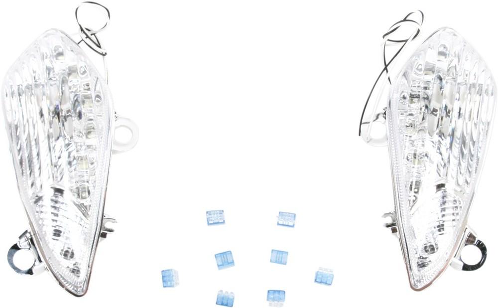 COMPETITION WERKES コンプリーションワークス ウインカー レンズ CBR1 C 【TURN SIGNAL LENS CBR1 C [2040-1194]】 CBR1000RR 2008 - 2014