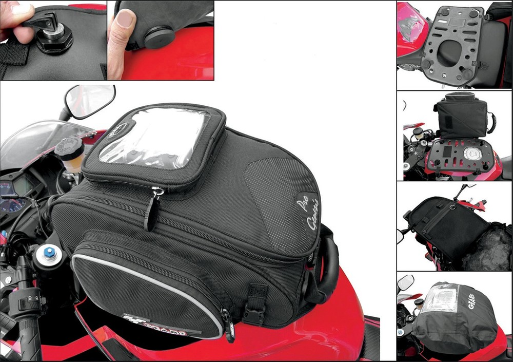 GEARS CANADA ギアーズカナダ ラゲッジ タンクバッグ【LUGGAGE TANK BAG [3502-0141]】