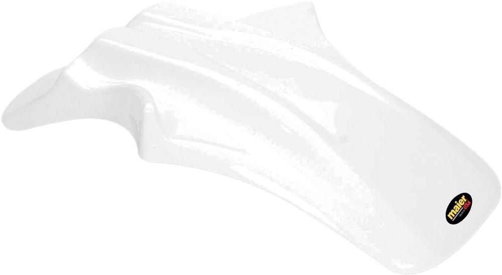 MAIER メイヤー フロントフェンダー ホワイト HONDA ATC用【FRONT FENDER HON ATC WHT [M12062W]】 ATC350X 1985 - 1986