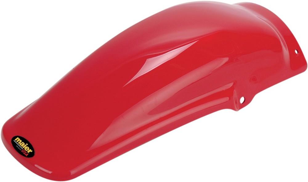 MAIER メイヤー MX STYLE R FNDR HON RED [M12305R] XR250R XR350R 1985 XR600R 1985 - 2000 XR650L 1993 - 2009
