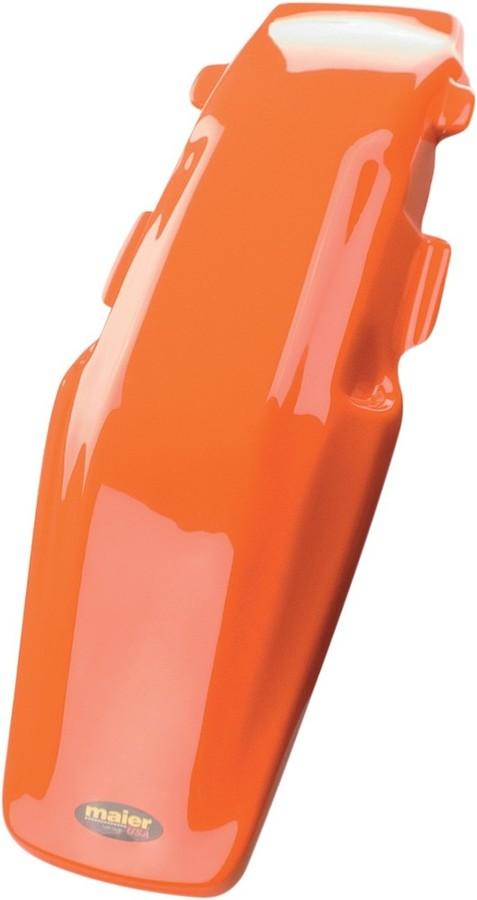 MAIER メイヤー リアフェンダー オレンジ XR200R 1983用【REAR FENDER XR200R 83 ORN [M12331]】 XR200R 1983