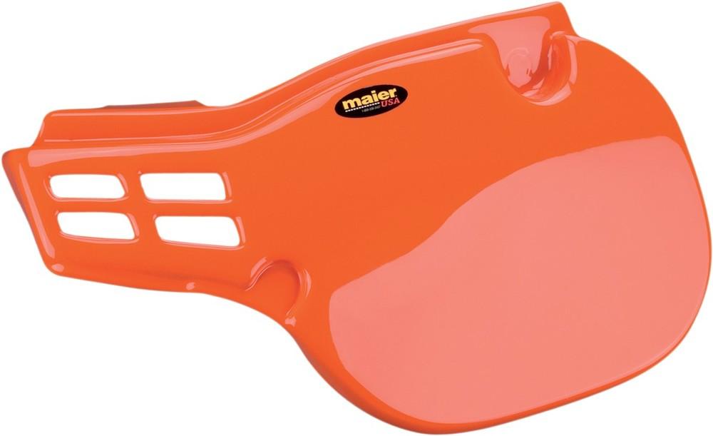 MAIER メイヤー サイドプレート オレンジ CR125 1984用【SIDEPLATES CR125 84 ORNGE [M20601]】 CR125R CR250R 1984 CR500R 1984