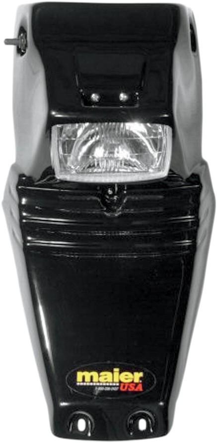 MAIER メイヤー その他外装関連パーツ フード ブラック KXF80/LT80用【HOOD KXF80/LT80 BLK [M50976BK]】 LT80 Quad Sport 1987 - 2006