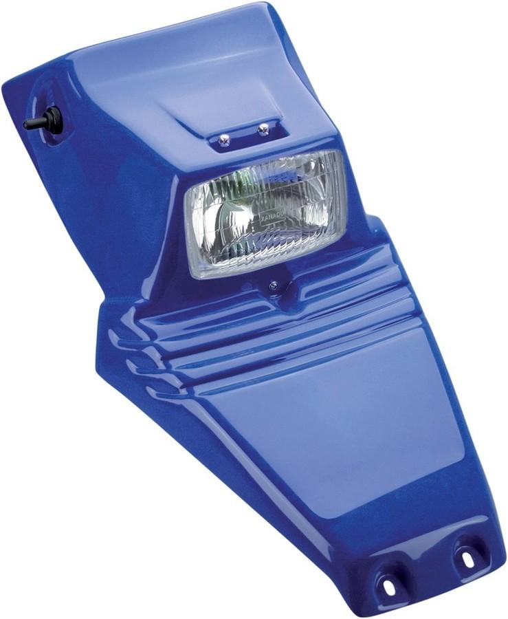 MAIER メイヤー フード ブルー KXF80/LT80用【HOOD KXF80/LT80 BLU [M50976BU]】 LT80 Quad Sport 1987 - 2006