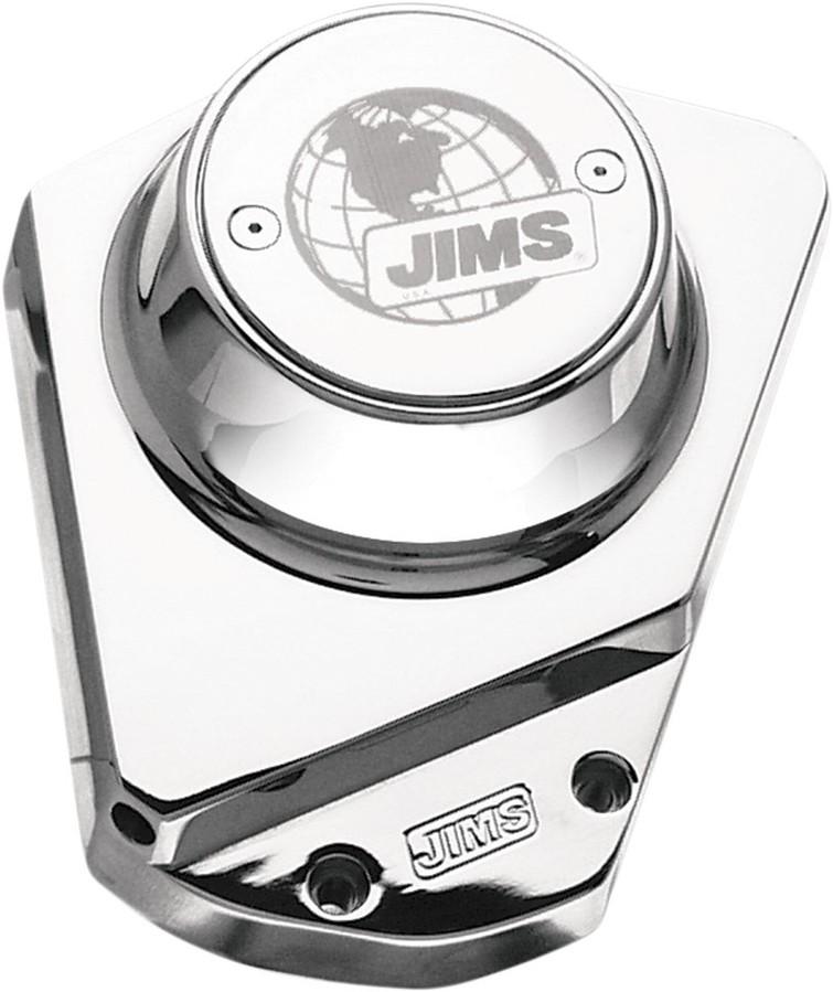 "JIMS ジムズ クローム カムシャフトカバー 93-99 80""【CHRM CAM COVER 93-99 80""】"