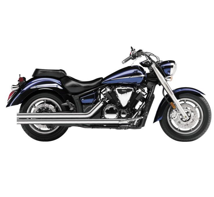COBRA コブラ フルエキゾーストマフラー ロングスピードスター エキゾーストシステム【Long Speedster Exhaust】 XVS1300A V-Star 2007 - 2015