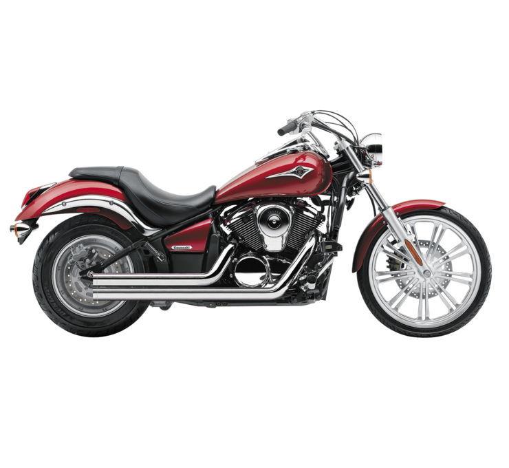 COBRA コブラ ショート エキゾーストシステム SPEEDSTER【Short Speedster Exhaust】 VN900B Vulcan Classic 2006 - 2017 VN900C Vulcan Custom 2006 - 2017 VN900D Vulcan Classic LT 2006 - 2017