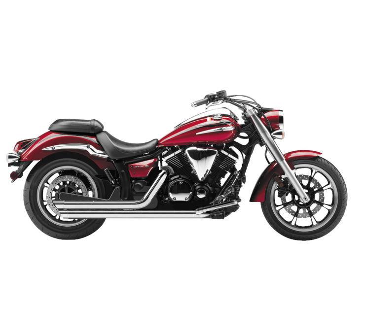 COBRA コブラ スラッシュダウン スピードスター エキゾースト 【Slashdown Speedster Exhaust】 XVS950 V-Star 2009 - 2014