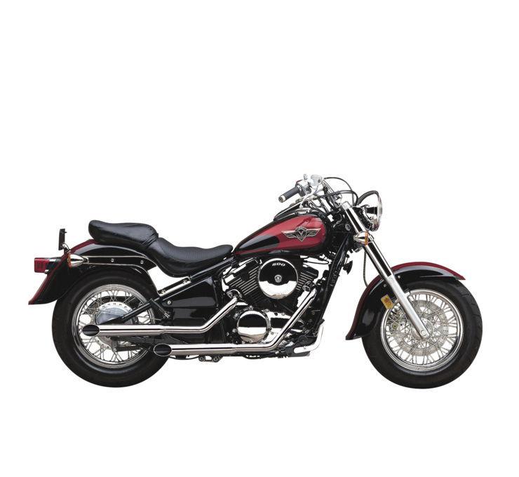 COBRA コブラ フルエキゾーストマフラー ブルバードエキゾースト コンプリートシステム KAWASAKI 【Kawasaki ブルバード Exhausts Complete System】 VN800 95-05