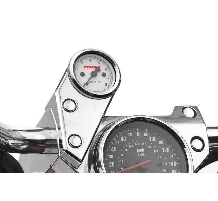 COBRA コブラ ボルトオンタックキット【Bolt-On Tach Kits】 VTX1800C 02-07