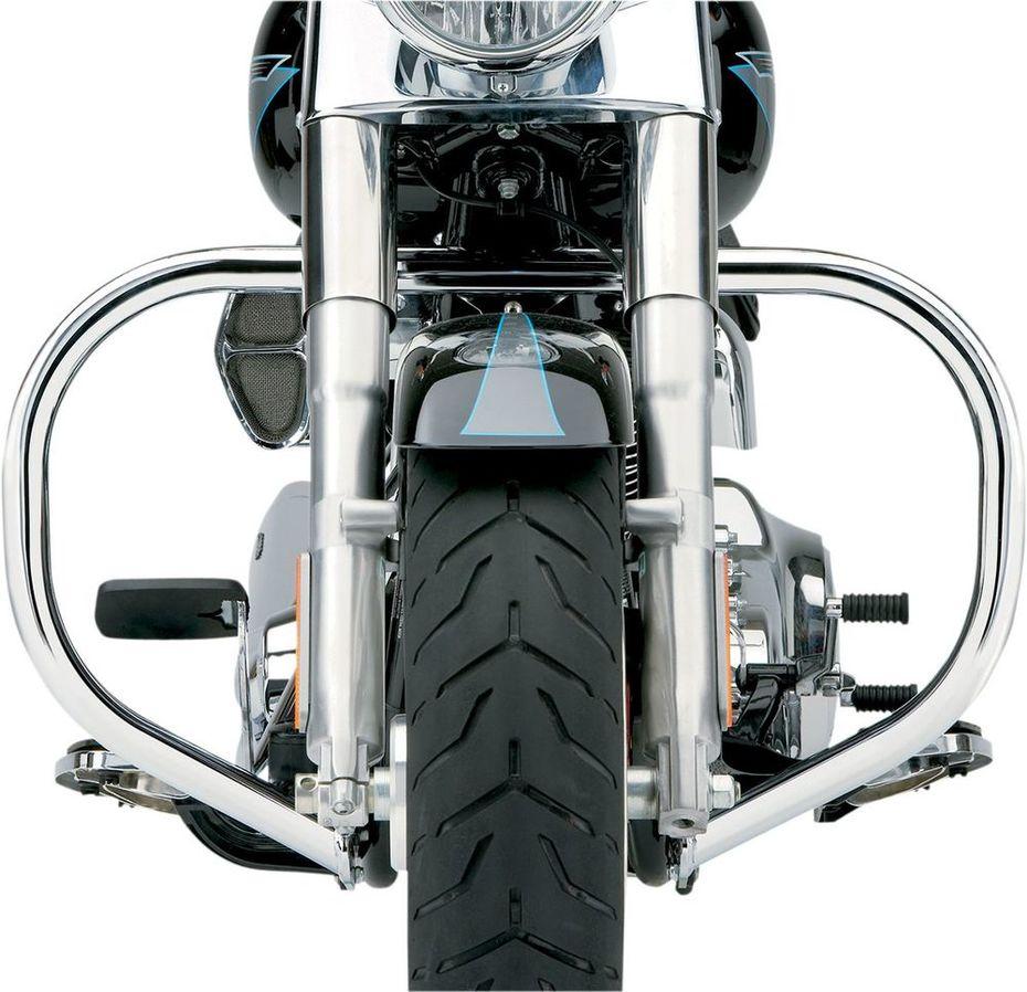 COBRA コブラ ガード・スライダー フリーウェイバーV-ツイン【Freeway Bars For V-Twin】 Type:Standard