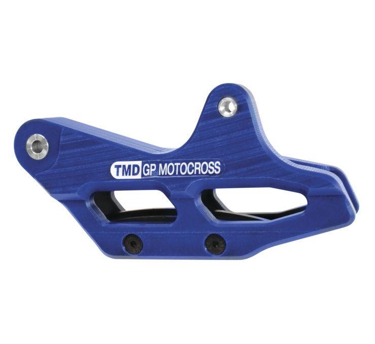 【ポイント5倍開催中!!】TM Designworks ティーエムデザインワークス スイングアーム GP MX エディション リアチェーンガイド 【GP MX Edition Rear Chain Guide】 Color:Blue [971715]
