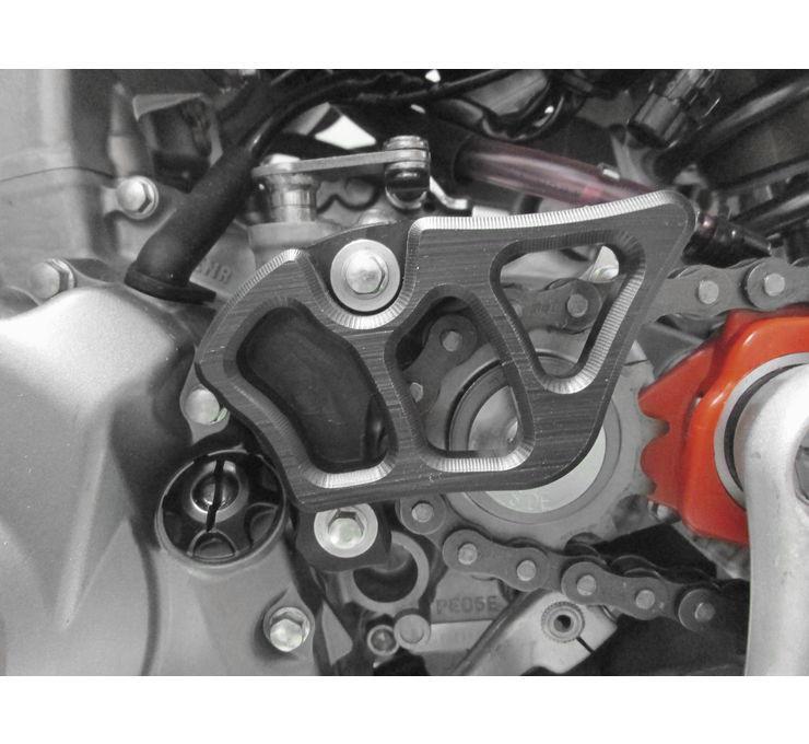 TM Designworks ティーエムデザインワークス 一体型ケースセーバー/スプロケットカバー 【Integrated Case Saver And Sprocket Cover】 CRF450R 09-16