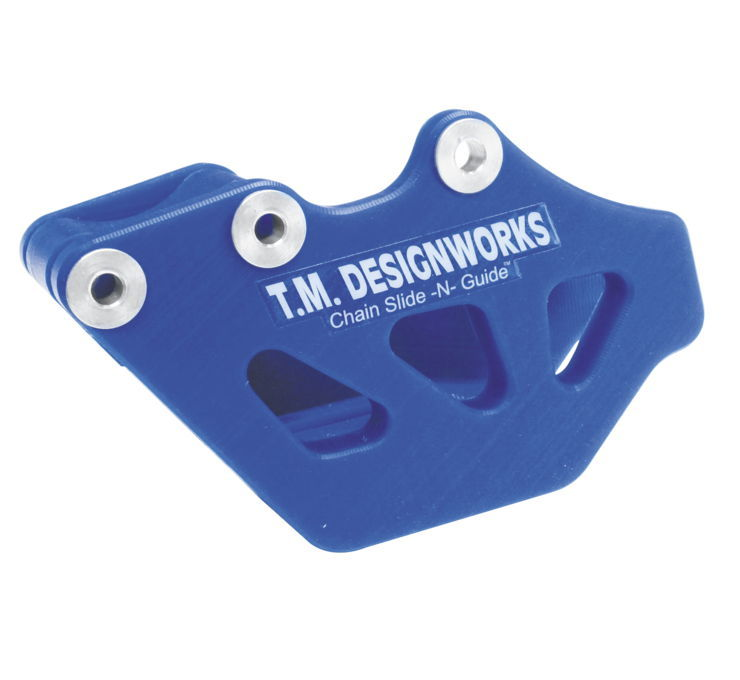 TM Designworks ティーエムデザインワークス FACTORY EDITION 1 リアチェーンガイド 【Factory Edition 1 Rear Chain Guide [972342]】 KDX200 KDX220 KLX450 08-10 KX125 97-08 KX250 97-08 KX250F KX450F 05-08