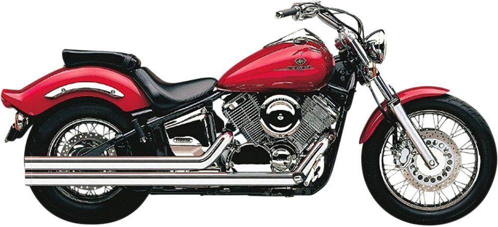 COBRA コブラ フルエキゾーストマフラー ロングスピードスター エキゾーストシステム【Long Speedster Exhaust】 XV950 V-Star 2009 - 2015