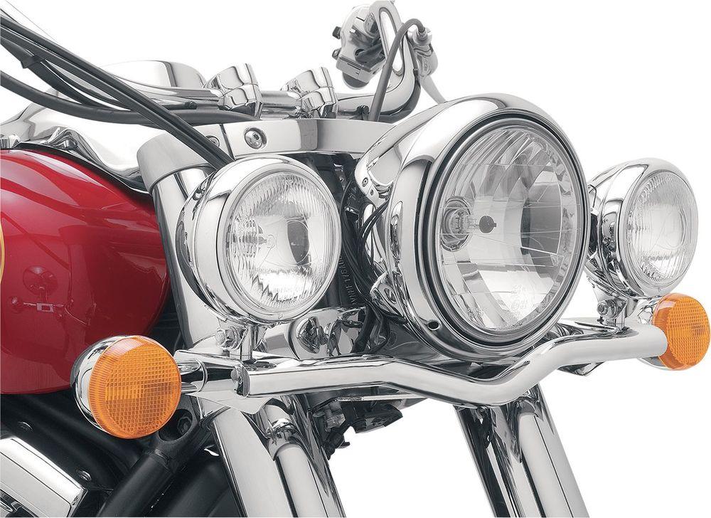 【送料無料】ヘッドライト COBRA コブラ 04-0442  COBRA コブラ ヘッドライトステー・ブラケット ライトバー【Lightbar】 VN1600D Vulcan Nomad 2005 - 2008 VN1600G Vulcan Nomad 2006