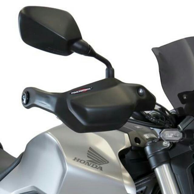 ODAX オダックス POWER BRONZE ハンドガードキット カラー:ブラック CB125R CB250R
