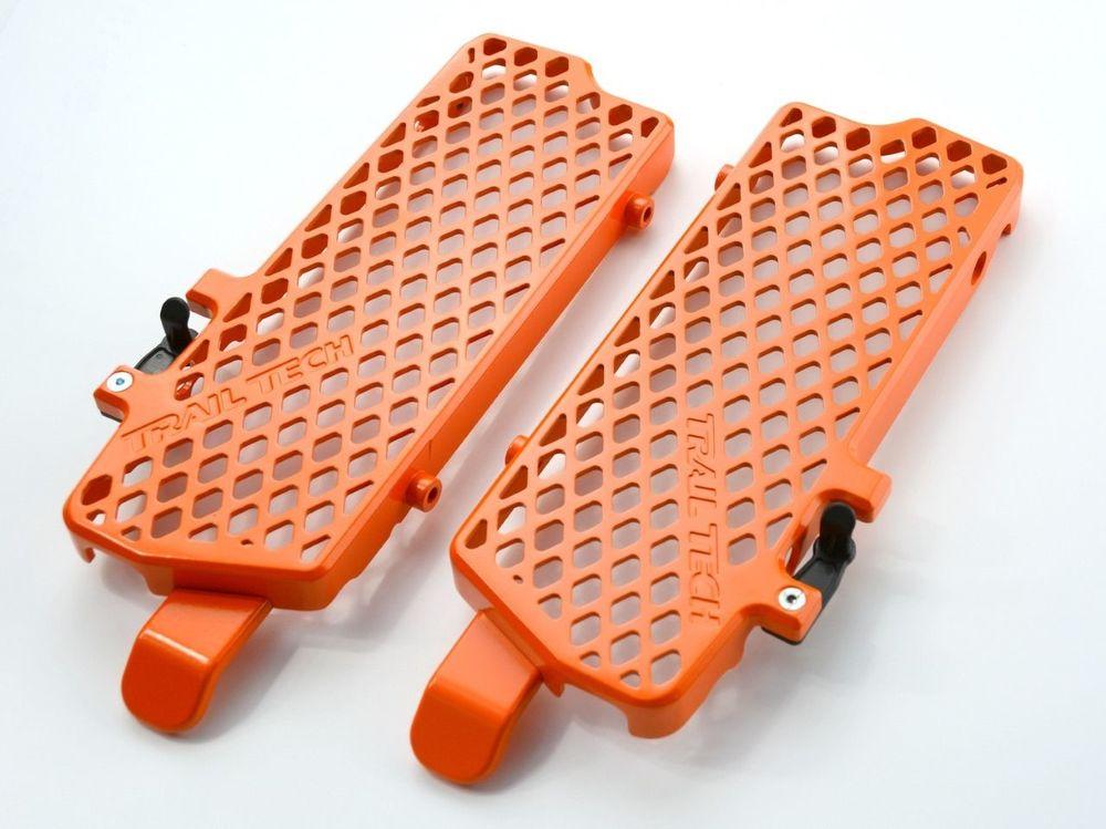 TrailTech トレイルテック コアガード ラジエーターガード カラー:オレンジ