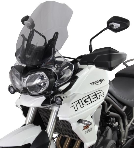 MRA エムアールエー スクリーンツーリング カラー:スモーク TIGER800XCA TIGER800XCx TIGER800XR TIGER800XRT TIGER800XRx