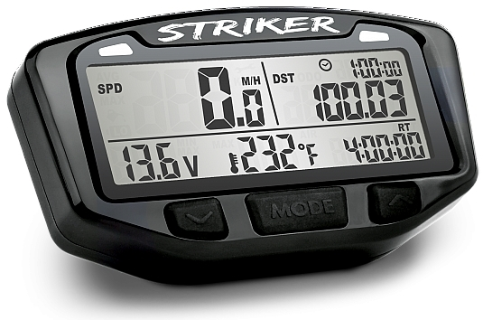 【送料無料】メーター・インジケーター関係 TrailTech トレイルテック 712-119-5  TrailTech トレイルテック タコメーター STRIKER デジタルメーターキット