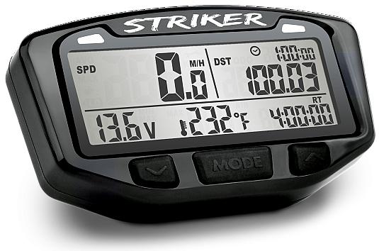 TrailTech トレイルテック タコメーター STRIKER デジタルメーターキット DRZ 400 DRZ 400 SM RMZ 250 RMZ 450