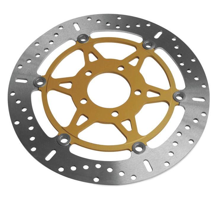 EBC イービーシー ローター 【Rotors [612931]】 NHX110 Elite 10-11 VF1000R 85-86