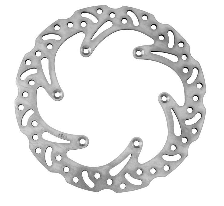 EBC イービーシー SUPERCROSS コンターローター 【Supercross Contour Rotors [615487]】 65 SX 04-15