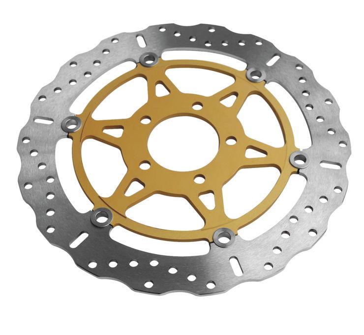 EBC イービーシー ディスクローター XCシリーズコンターローター 【XC-Series Contour Rotors [615645]】