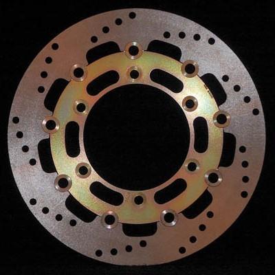 EBC イービーシー ブレーキローター 【Brake Rotors [614094]】 DR650 96-15