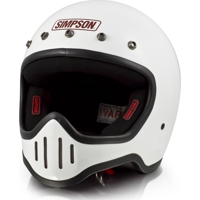 SIMPSON NORIX シンプソンノリックス フルフェイスヘルメット MODEL50 ヘルメット 59-60cm(ラージシェル)