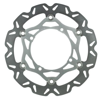 EBC イービーシー ディスクローター ブレーキローター 【Brake Rotors [612045]】 RM-Z250 08-16 RM-Z250 2007 RM-Z450 05-16