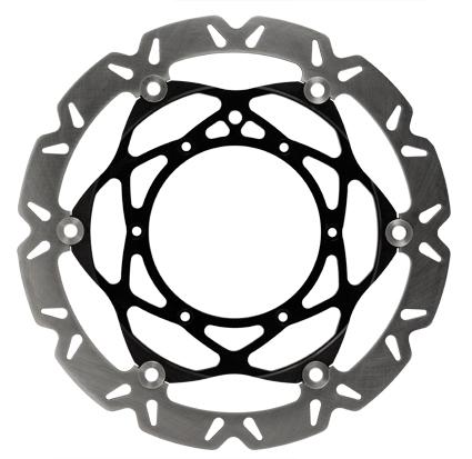 EBC イービーシー SUPERMOTO ローターキット 【Supermoto Rotor Kits [612114]】