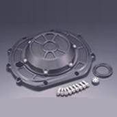 PMC ピーエムシー エンジンカバー ビレット クラッチカバー Z1 (900SUPER4) Z1-R/Z1-RII Z1000 (空冷) Z2 (750RS/Z750FOUR) Z750 (空冷) Z900 (KZ900)