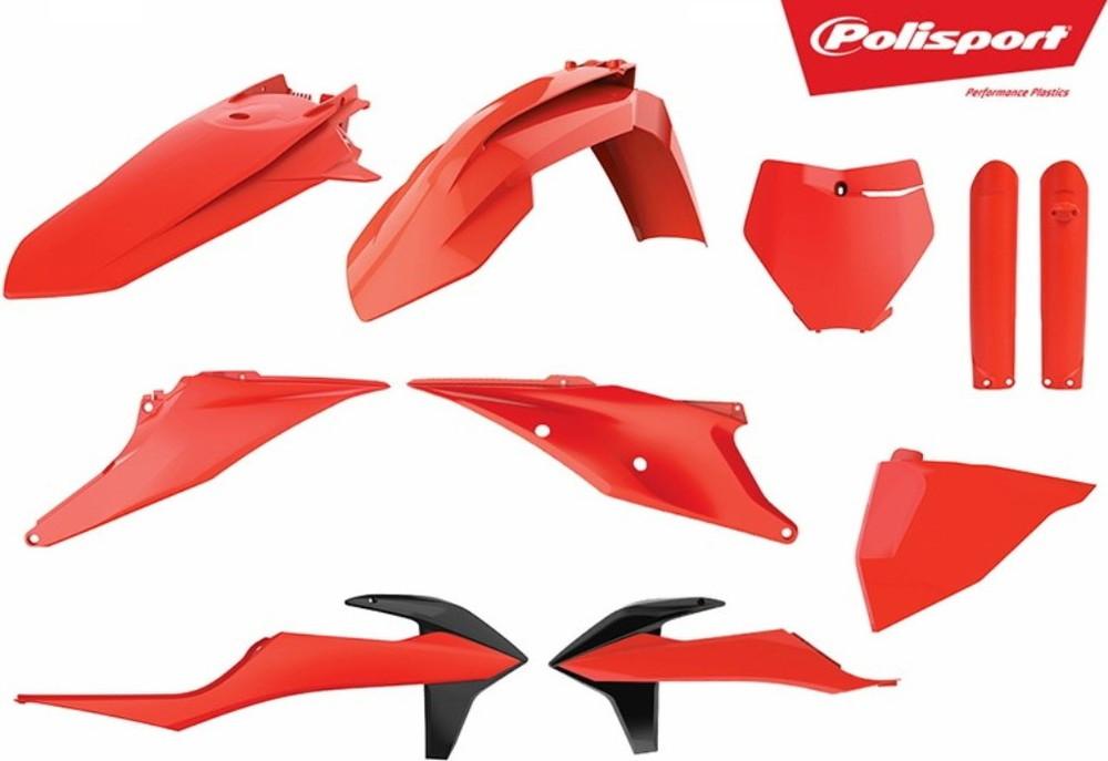 POLISPORT ポリスポーツ MXコンプリートキット(フルセット外装) 【MX COMPLETE KIT】 SX 125 SX 150 SX-F 250 SX-F 350 SX-F 450 XC-F 250 XC-F 350 XC-F 450