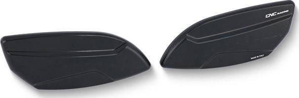 CNC Racing CNCレーシング ミラー類 ミラーブランクカバー カラー:ブラック RSV4