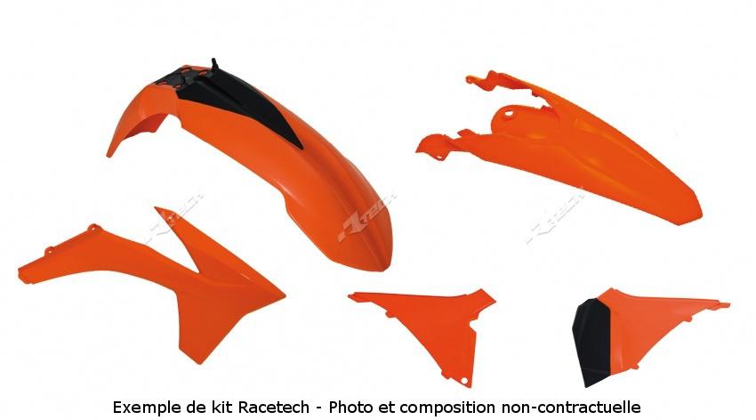 RACETECH レーステック プラスチックキット オリジナルカラー オレンジ KTM SX65【【ヨーロッパ直輸入品】Kit Plastiques Color Origin Orange Ktm Sx65】 SX65