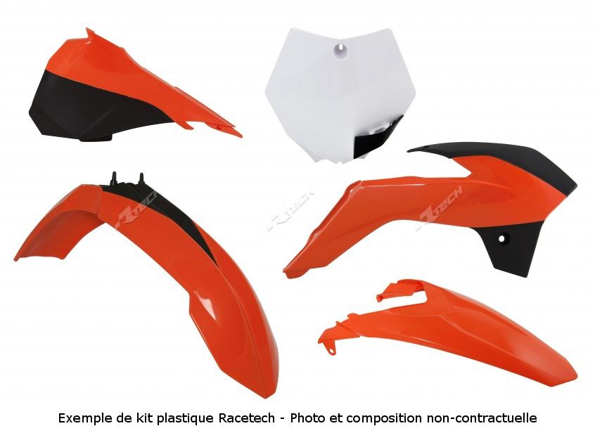 RACETECH レーステック プラスチックキット オリジナルカラー オレンジ KTM SX/SX-F 125 ET +【【ヨーロッパ直輸入品】Kit Plastiques Color Origin Orange Ktm Sx/Sx-F 125 Et +】 SX-F250 SX-F350 SX-F450 SX-F505 SX125 SX200 SX250 SX300