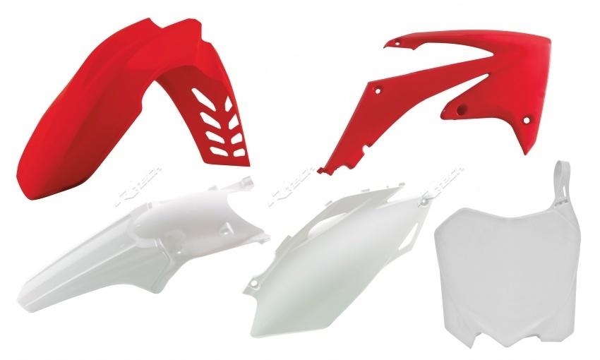 RACETECH レーステック プラスチックキット 純正タイプ 【OE Plastic Kit【ヨーロッパ直輸入品】】 CRF450R (450) 09-10 CRF250R (250)