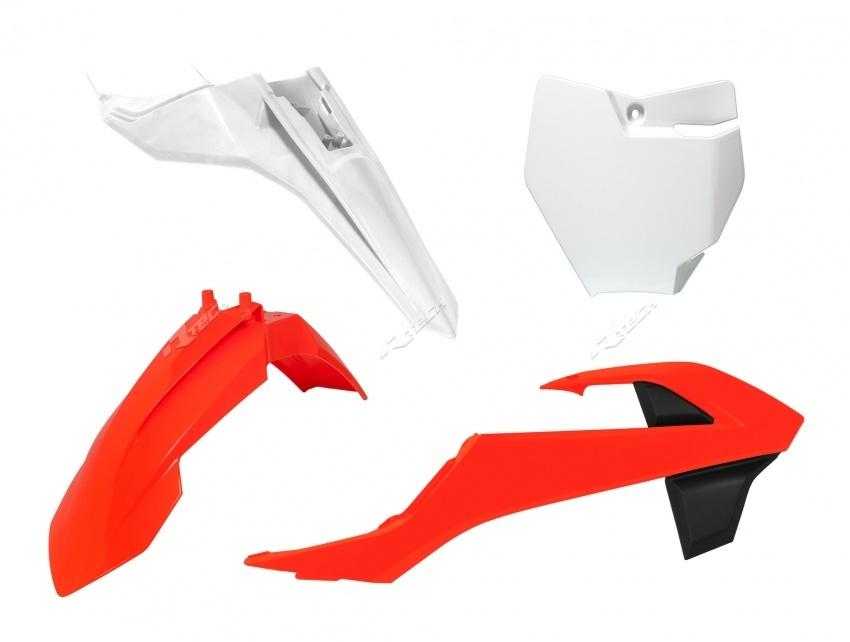RACETECH レーステック プラスチックキット 純正タイプ 2016【Plastic Kit 16 OEM【ヨーロッパ直輸入品】】 SX65 (65) 16-17