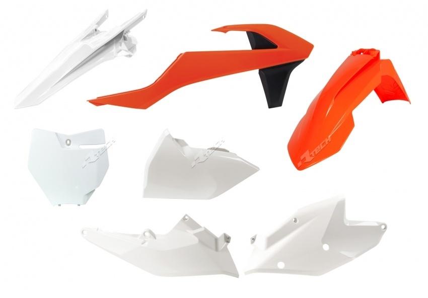 RACETECH レーステック プラスチックキット 純正タイプ 2016【Plastic Kit 16 OEM【ヨーロッパ直輸入品】】 SX-F450 (450) 16-17 SX-F350 (350) 16-17 SX250 (250) 17 SX-F250 (250) 16-17 SX150 (150) 16-17 SX125 (125) 16-17